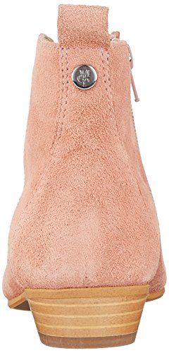 Marc O'Polo Flat Heel Bootie 80114076001300, Bottes Souples Femme Rot (Rose)