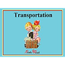 Transportation: Early Learning to Read Books (Ready2Read) (English Edition)