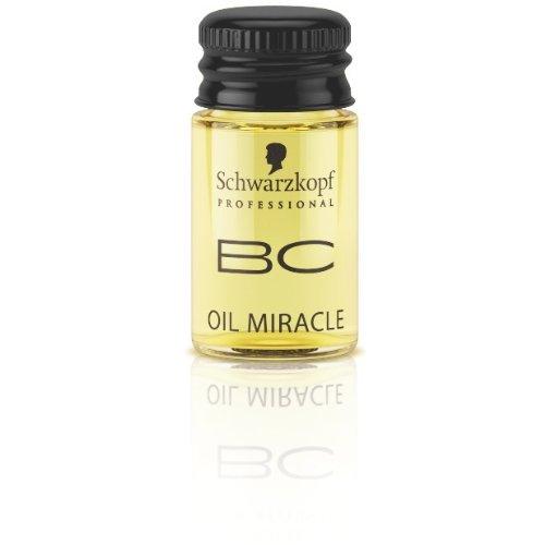 Schwarzkopf Professional Huile Miracle Légère Soin de Finition pour Cheveux Fins à Normaux BC Bonacure 5 ml