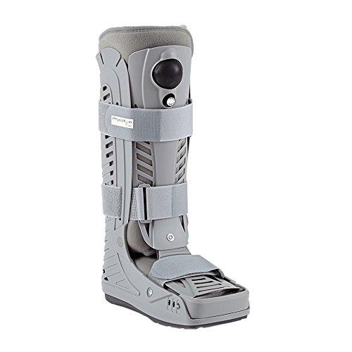 PhysioRoom Elite Air Walker - Unterstützung, Abstützung, Brüche, Abnehmbare Front, Hygienische Alternative, Kompression, Passform, Stabilität, Komfortabel Medium (Stabilitäts-walker)