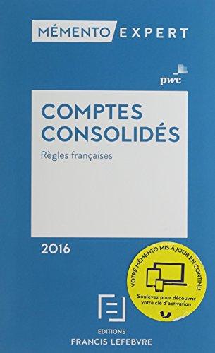 memento-comptes-consolides-2016
