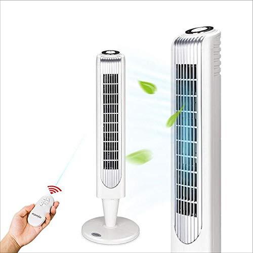 XIAOYAN Ventilador eléctrico sin Ventilador del Ventilador de la circulación del Aire...