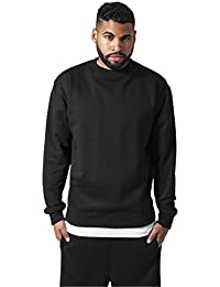 Urban Classics Crewneck Crewneck Sweater Purple