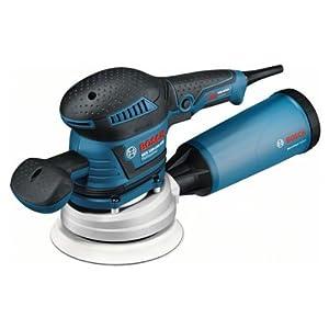 Bosch GEX 125-150 AVE – Lijadora (Lijadora orbital, 5500 RPM, 12000 RPM, 11000 OPM, 24000 OPM, 2,5 m/s²)