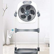 DYR Mini Ventilador del Aire Acondicionado portátil, Ventilador del hogar, Silencio del Piso,