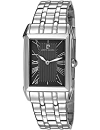 Pierre Cardin Damen-Armbanduhr Forme Urbaine Analog Quarz Edelstahl