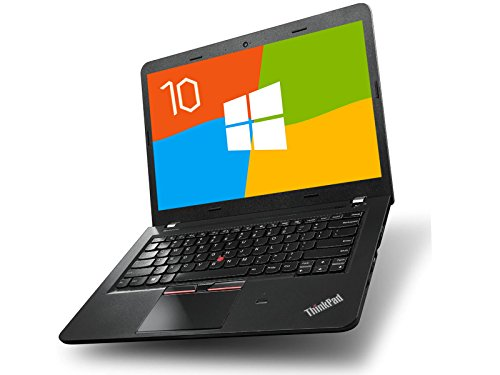 "LENOVO THINKPAD X131E CORE DUO 1.5GHZ 11.6"" 4GB RAM 320GB HDD WEBCAM WINDOWS 10 HOME (Certified Refurbished)"