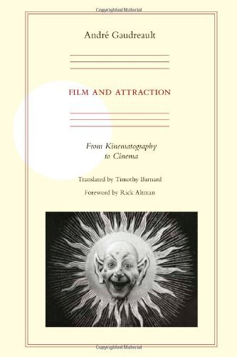 Portada del libro Film and Attraction: From Kinematography to Cinema by Andre Gaudreault (2011-05-05)