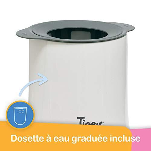 Tigex Chauffe-Biberon Maison/Voiture Express, Chauffe en 60 Secondes