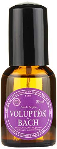 Elixirs & Co Eau de Parfum Volupté aux Fleurs de Bach Flacon Vaporisateur de 30 ml Bio
