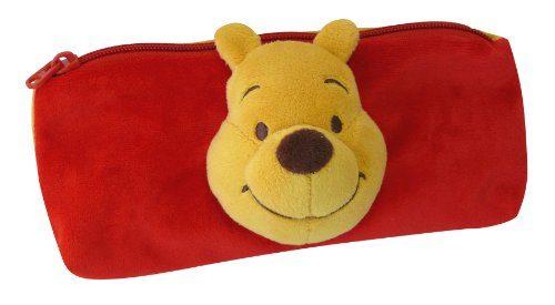 Jemini - 022228 - Fourniture Scolaire - Trousse à Crayons Winnie The Pooh