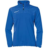 Uhlsport Pullover Match 1/4 Zip Top - Jersey, color azul, talla 2XL