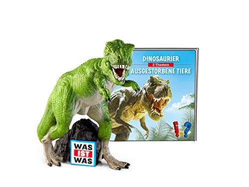 tonies® Hörfigur - was IST was - Dinosaurier/Ausgestorbene Tiere