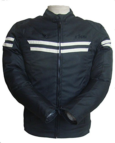 Hilbro Cordura Textile Armoured Motorbike Motorcycle Racing Sports Jacket CE Approved