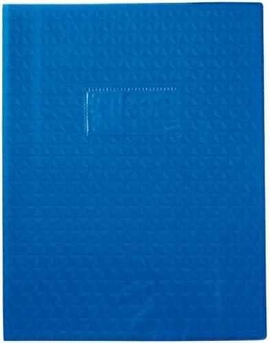 Protège-cahiers En Pvc 17 X 22 22 22 Cm Série Opaque, Coloris Bleu Foncé - Paquet De 30 B00FBI31AM 08021e
