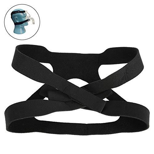 Headgear Strap Universal ersetzt Ultralight Comfort Vollmaske für Ersatz-Teil-Atem-Maschine, Kopfband Fit für Respironics Resmed