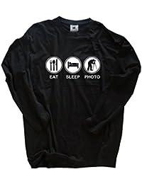 Shirtzshop T-shirt Eat Sleep - Essen Schlafen Dart I