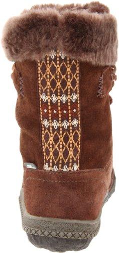 Cushe , Chaussures de randonnée basses pour femme Espresso Suede Marron - Expresso