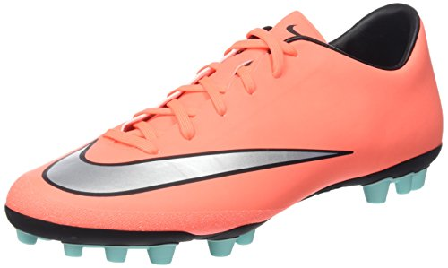 Nike Mercurial Victory V Ag R, Chaussures de Football Compétition homme Multicolore (Orange)