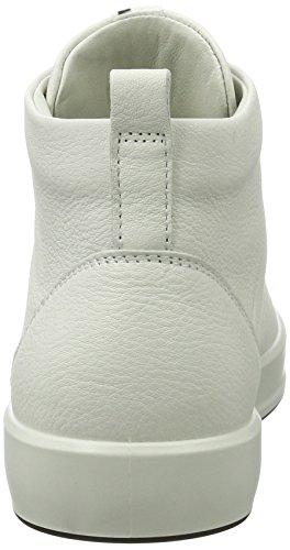 Ecco Soft 8 Ladies, Baskets Basses Femme Weiß (1007WHITE)