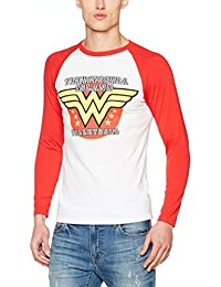C.I.D. Men's Wonder Woman T-Shirt