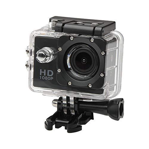 """WiFi Action Kamera Full HD 1080P wasserdichte Kamera 2 """"LCD Bildschirm 98ft Unterwasser 170 ° Weitwinkel Sportkamera"""