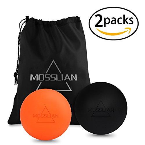 MOSSLIAN Bola de Lacrosse, Pelota Masaje Movilidad...