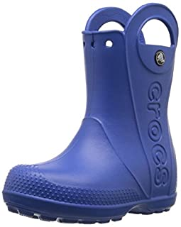 Crocs Girls Handle It Rain Kids Fushsia Waterproof rain Boot (B00V22T02O) | Amazon price tracker / tracking, Amazon price history charts, Amazon price watches, Amazon price drop alerts
