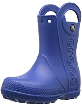 crocs Unisex-Kinder Handle It Rain Boot Gummistiefel
