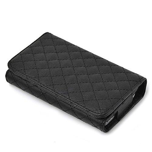"""D9Q Handgelenk Geldbörse PU Leder Case Decken Ausgestattet Haut Tasche Protector Fall Hülle für Apple iPhone 6 4,7"""" !!Lila"""