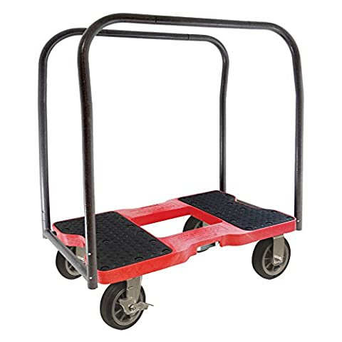 Snap-Loc Cargo Control Systems SL1500PC6R All-Terrain Panel Cart Dolly with Steel Frame, 4