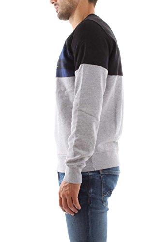 Converse 5iu409a Sweat Homme shirt Grigio Blu AAO0qdwr
