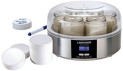 Lagrange 4391017tarros para yogurtera