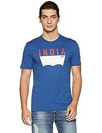 Levis Men's Plain Regular Fit T-Shirt