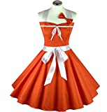 Guige Rockabilly 50er Jahre Abendkleid