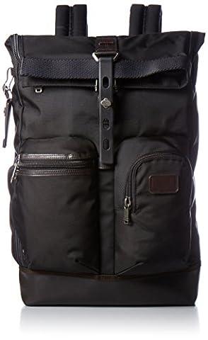 Tumi Alpha Bravo Luke Roll Top Backpack, Hickory (Black) - 222388HK2