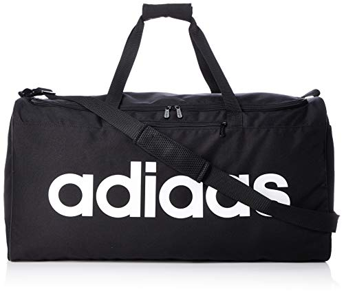 adidas Linear Core Duffel L DT4824; Unisex bag; DT4824; black; One size EU (UK) -