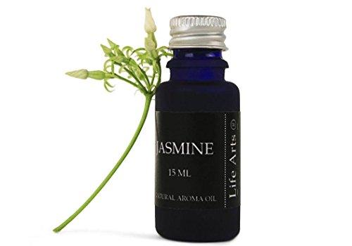 Bottiglia di fragranza 100% gelsomino per bruciatore. 15 ml (7cm x 3cm)