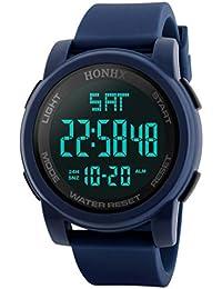 Sunday-reloje Relojes Correa De Piel Relojes Inteligentesrelojes Reloj Azul Mujer Relojes De Lujo Militares