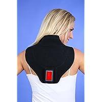Beheizte mobile Nackenbandage - Bandage für den Nacken Rücken Schultern Nackenwärmer mit Heizung! Nackenschmerzen... preisvergleich bei billige-tabletten.eu