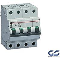 gepc ep64b40–Leitungsschutzschalter EP 604polig 40A curva-b 6kA