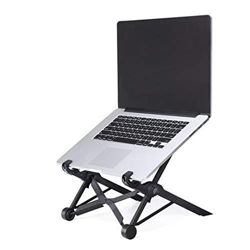 Sansee Laptopständer Notebookständer Macbookständer Unterstützt Alle Laptops und Macbooks MagicHold NEXSTAND Multifunktions Höhenverstellbarer Tilt Laptop Ständer Notebook MacBook Halterung - Swivel Mount Dock