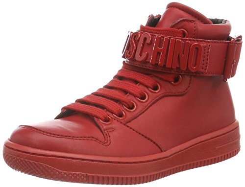 moschino-unisex-kinder-25953-high-top-rot-rot-9105-28-eu