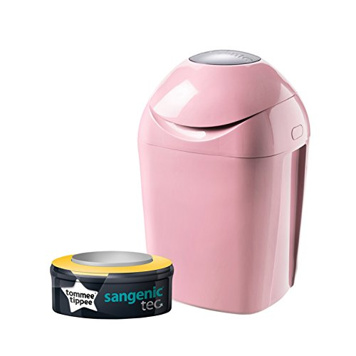 Tommee Tippee Sangenic Tec Windeltwister rosa