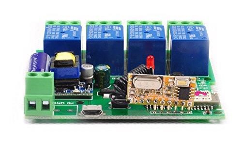 MHCOZY - Dispositivo di controllo da remote WiFi Wireless