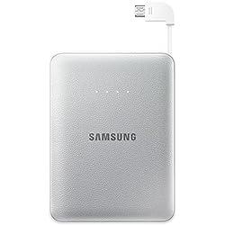 Samsung EBP850BSILVER Batterie de secours pour Smartphone 8400 mAh Argent