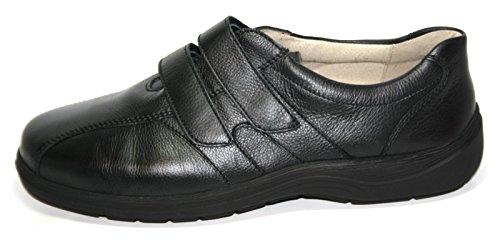 SOLIDUS , Chaussures de ville à lacets pour homme Noir Noir Noir - Noir