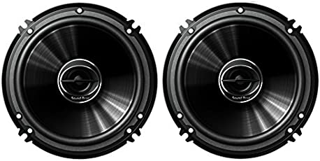 Sound Boss Performance Auditor SB-B625 6-inch 2-Way 280W Co-Axial Car Speakers