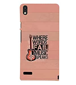 PRINTSWAG QUOTE Designer Back Cover Case for HUAWEI NEXUS 6P
