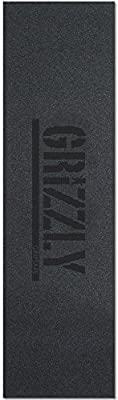 Grizzly Grip Platte Stamp Print Schwarz
